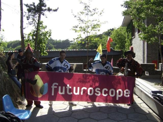 Globe-trotter et VRP du Futuroscope 16200313