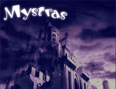 Les terres de Mystras