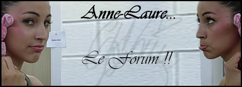 Anne-Laure Girbal, le Forum