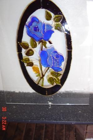لعيونكم طريقة الرسم على الزجاج بالتفصيل Jkf43310