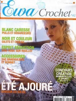 مجلات خاصة بالسيدات موديلات التطريز و الكروشيه Ewa crochet Pic_or10