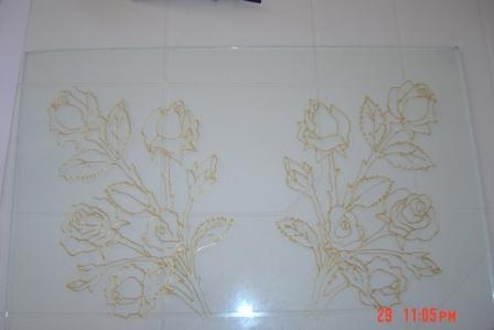 لعيونكم طريقة الرسم على الزجاج بالتفصيل Zgu42910
