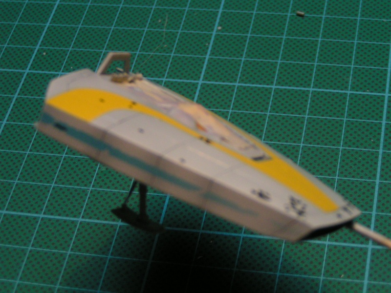 y-wing finemolds 1/72 FINI le 11/11 Y-wing10