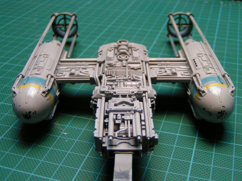 y-wing finemolds 1/72 FINI le 11/11 Y-wing12