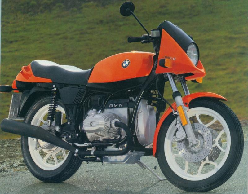BMW r65ls Bmwr6510