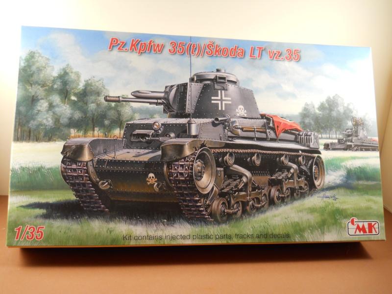 1/35 Pz 35(t) -CMK Tome_i10
