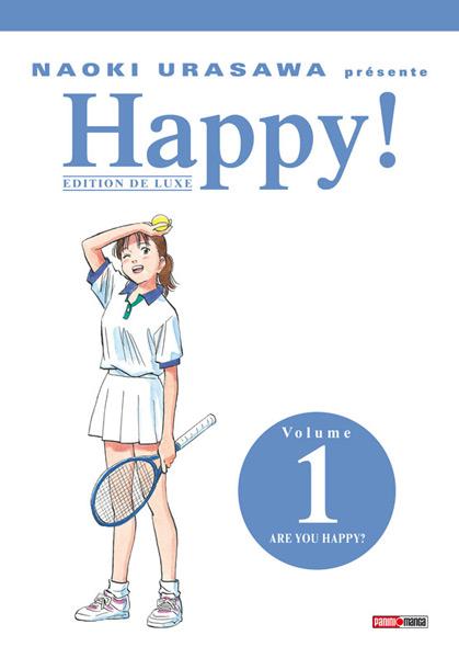 Seinen: Happy! [Urasawa, Naoki] Happy-10