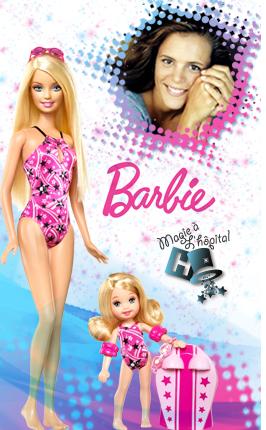 Barbie Championne de Natation Barbie15