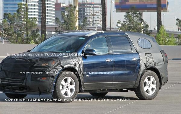 chevrolet - 2009 - [Chevrolet] traverse Untitl11