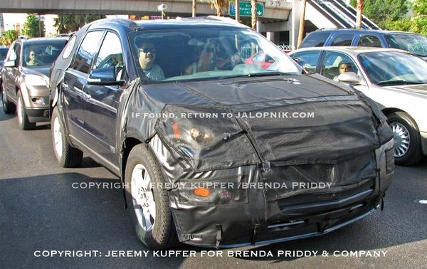 chevrolet - 2009 - [Chevrolet] traverse Untitl12