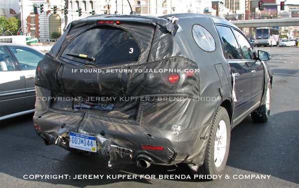 chevrolet - 2009 - [Chevrolet] traverse Untitl14