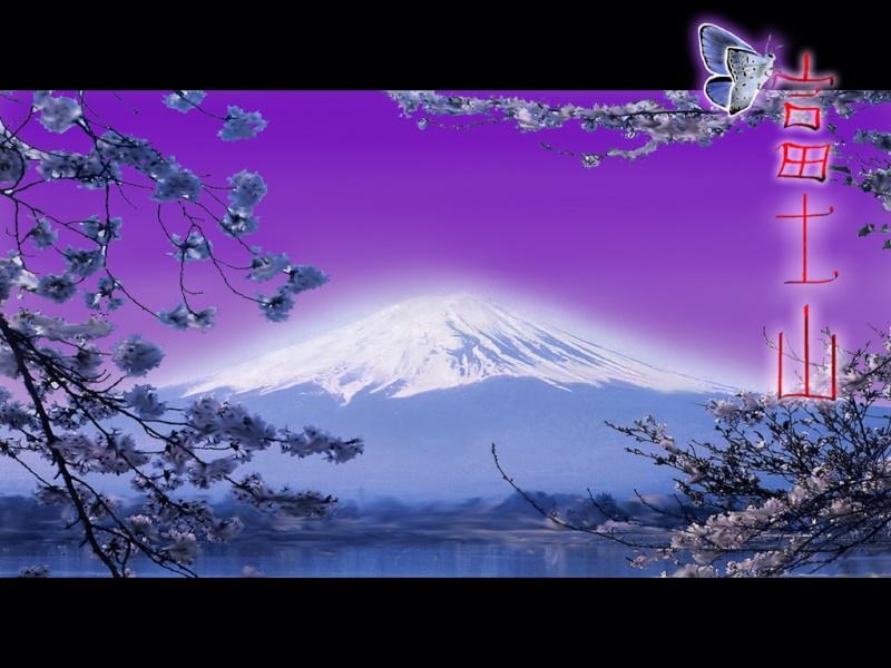 Paysages Japonais Fujisa10