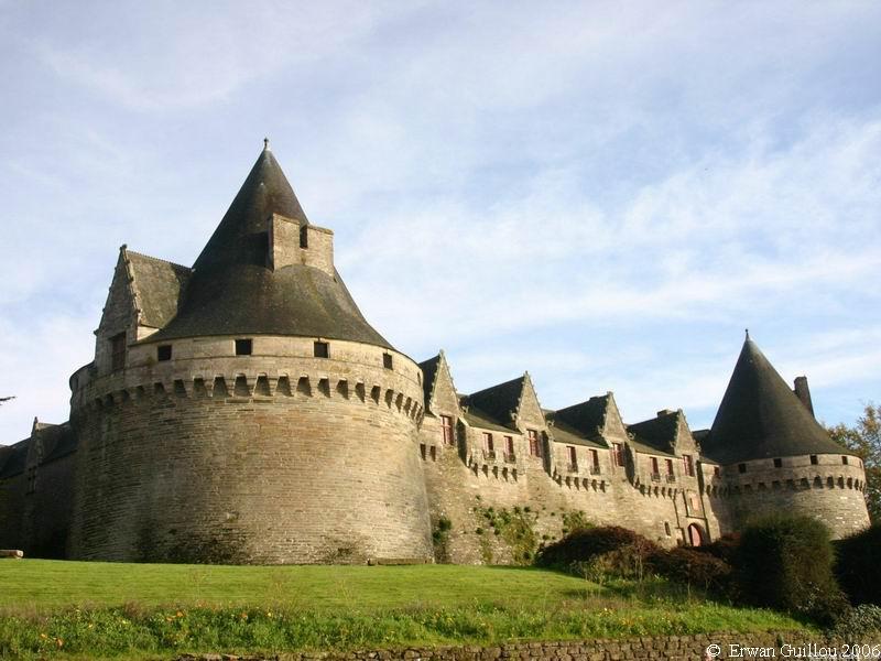 Chateau de PONTIVY Chatea10