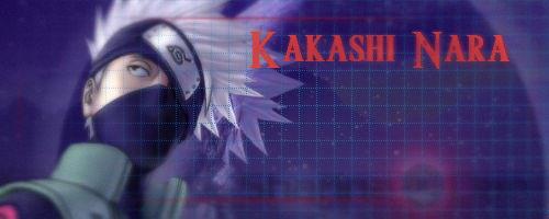Mes Oeuvres xD Kakash11
