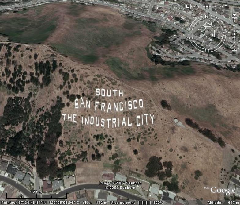 Ecriture, South San Francisco, Californie, USA Ecritu10