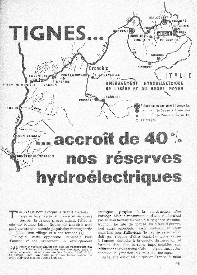 [Tignes] Le barrage de Tignes et les aménagements liés - Page 2 P21010