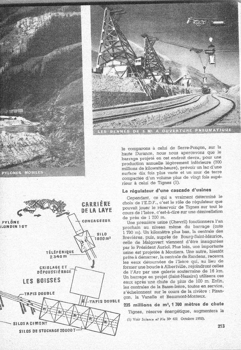 [Tignes] Le barrage de Tignes et les aménagements liés - Page 3 P21310