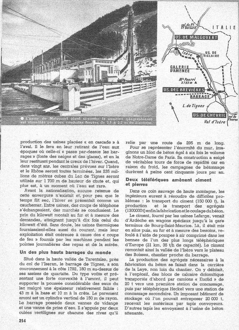 [Tignes] Le barrage de Tignes et les aménagements liés - Page 3 P214we10