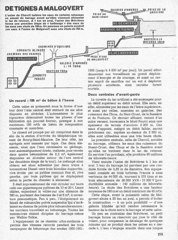 [Tignes] Le barrage de Tignes et les aménagements liés - Page 3 P215we10
