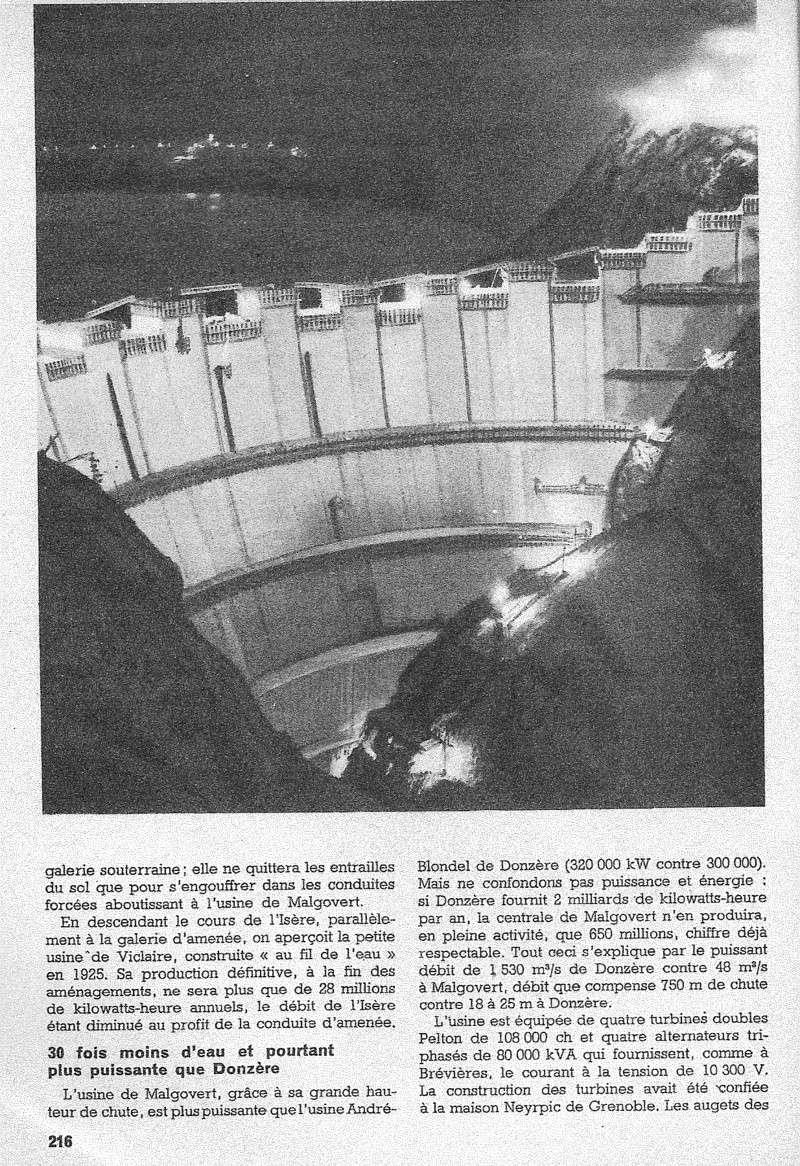 [Tignes] Le barrage de Tignes et les aménagements liés - Page 3 P216we10