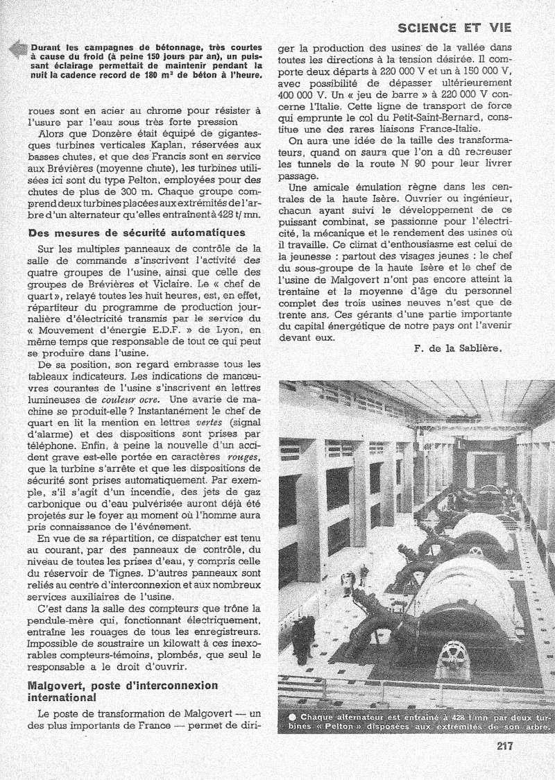 [Tignes] Le barrage de Tignes et les aménagements liés - Page 3 P217we11