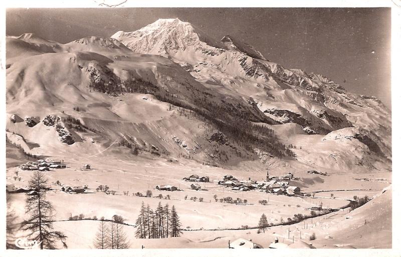 Les villages de Tignes Tignes10