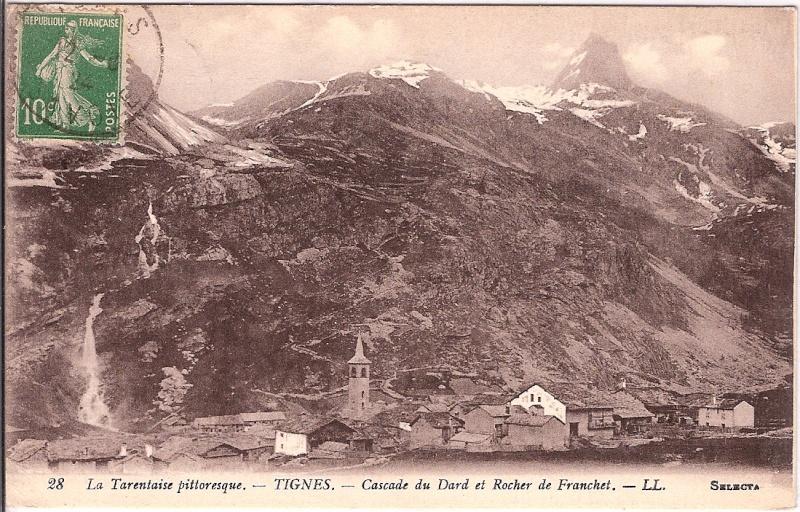 Les villages de Tignes Tignes11