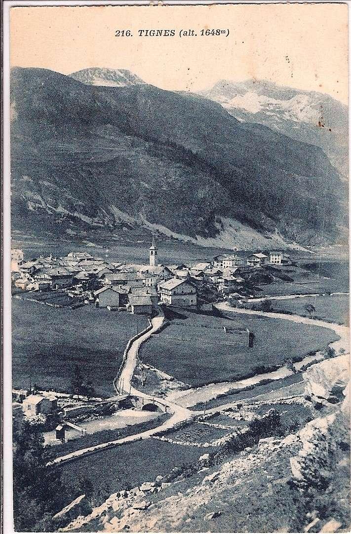 Les villages de Tignes Tignes12