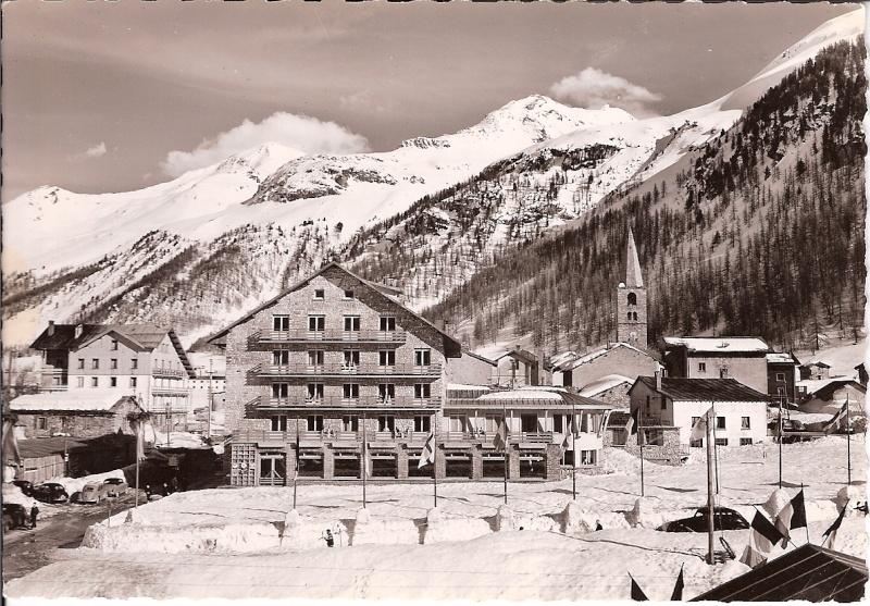 [Val d'Isère]Photos d'archives de la station et des environs Val19510