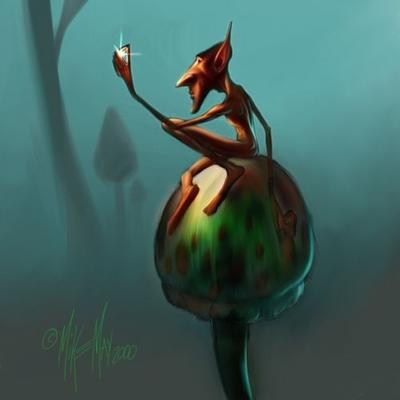 images lutins, gnomes et farfadets Lutinp10