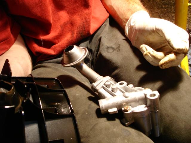 Changement coussinets de bielle sur Golf 2 PG [Par Marc.che] Repose11