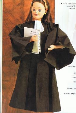 patrons poupées mannequins Ccf20011