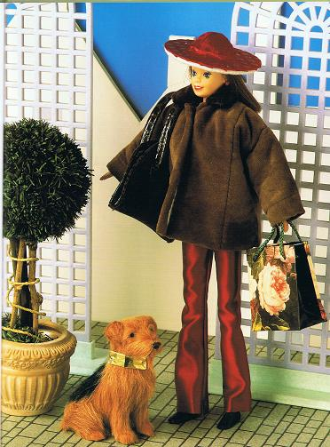 patrons poupées mannequins Ccf20015
