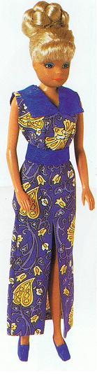 patrons poupées mannequins Ccf20018