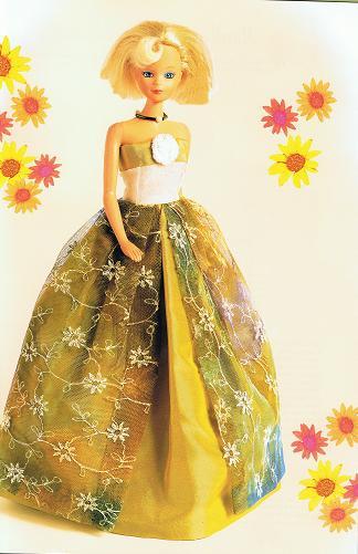 patrons poupées mannequins Ccf20025