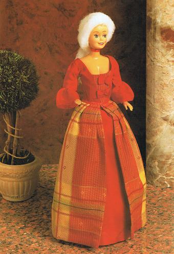 patrons poupées mannequins Ccf20026