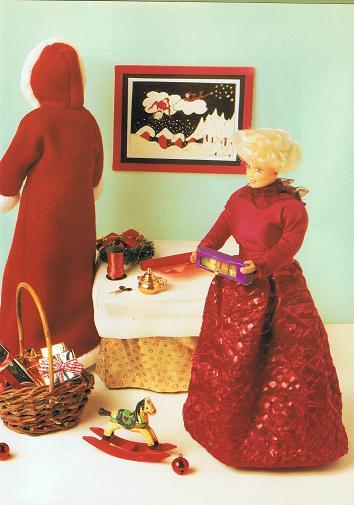 patrons poupées mannequins Ccf20029