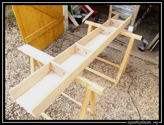 rampe - fabrication de ma rampe d'éclairage HQI 100_7643
