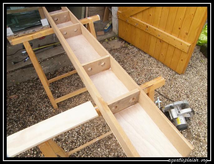 rampe - fabrication de ma rampe d'éclairage HQI 100_7644