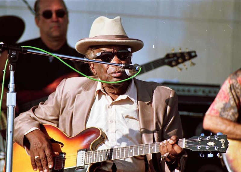 Le roi du blues, john Lee Hooker 800px-10