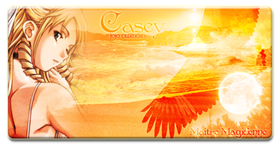 .Jojo creation 08. Casey110