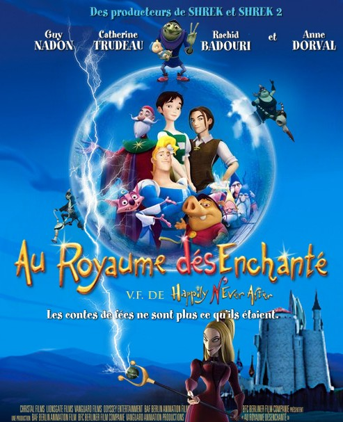 HAPPILY N'EVER AFTER - 2007 - Royaum10