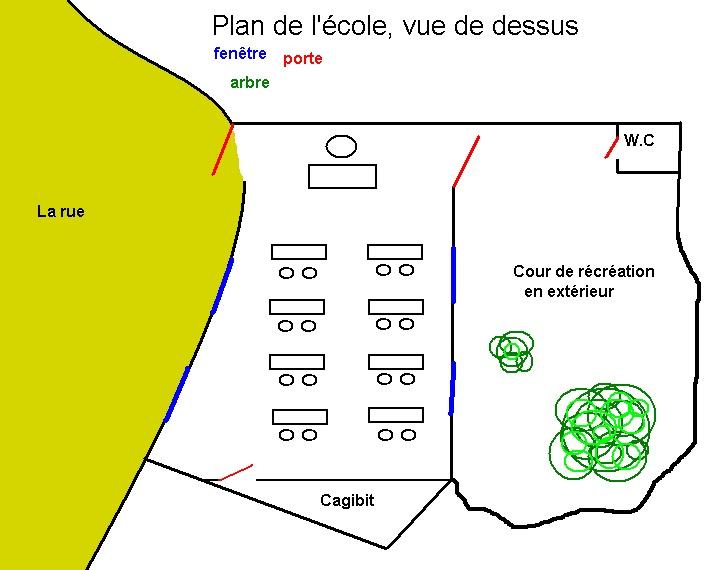L'école du village Plan_b10