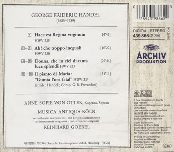 Georg Friedrich Haendel (1685-1759) 001b6912