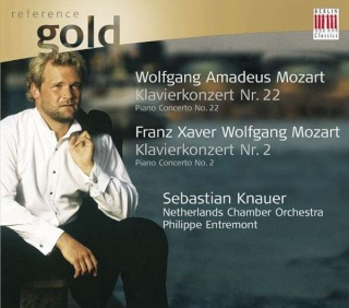Franz Xaver Mozart 07821210