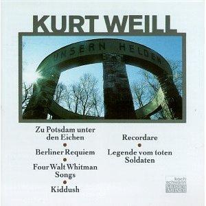 Kurt Weill (1900-1950) 41566m10