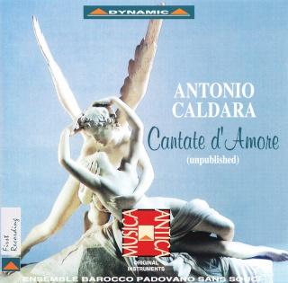 Antonio CALDARA (1670-1736) Cantat10