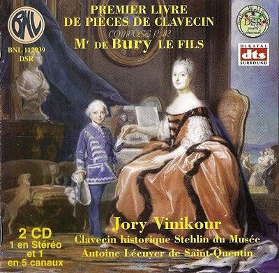 Bernard de Bury (1720-1785) Front10