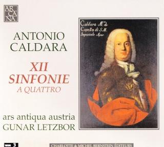Antonio CALDARA (1670-1736) Sinfon10