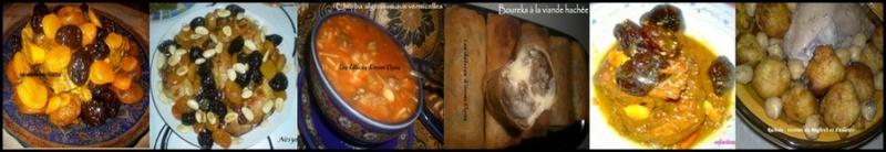 Recette du grand Maghreb et d'ailleurs - Portail Tajine13